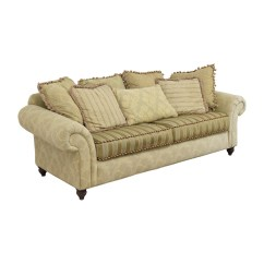 Stripe Sofa Designer Sets 81 Off Domain Nyc Multi Patterned Green Fl And