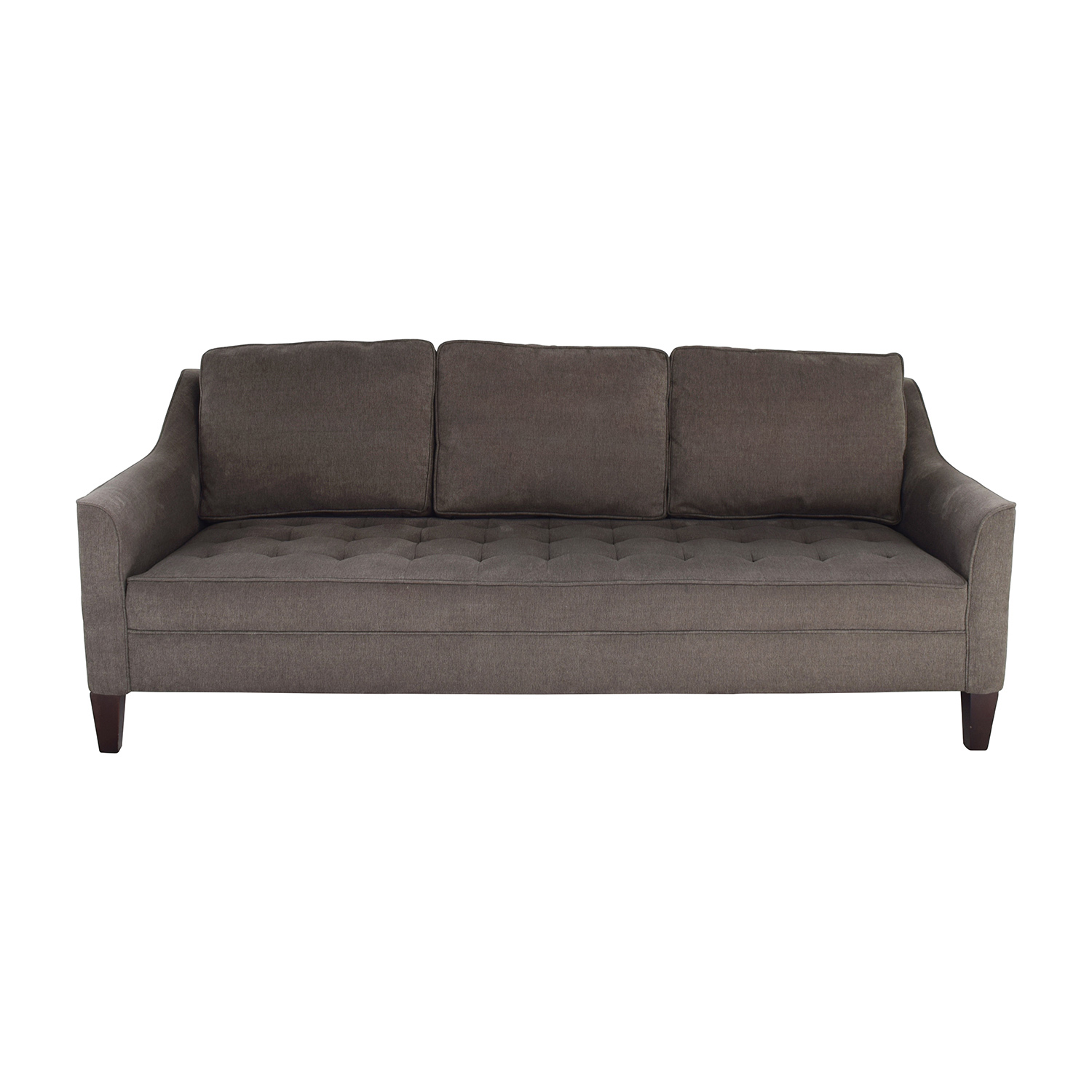 parker sofa and loveseat sofas buffalo ny 51 off haverty s in grey