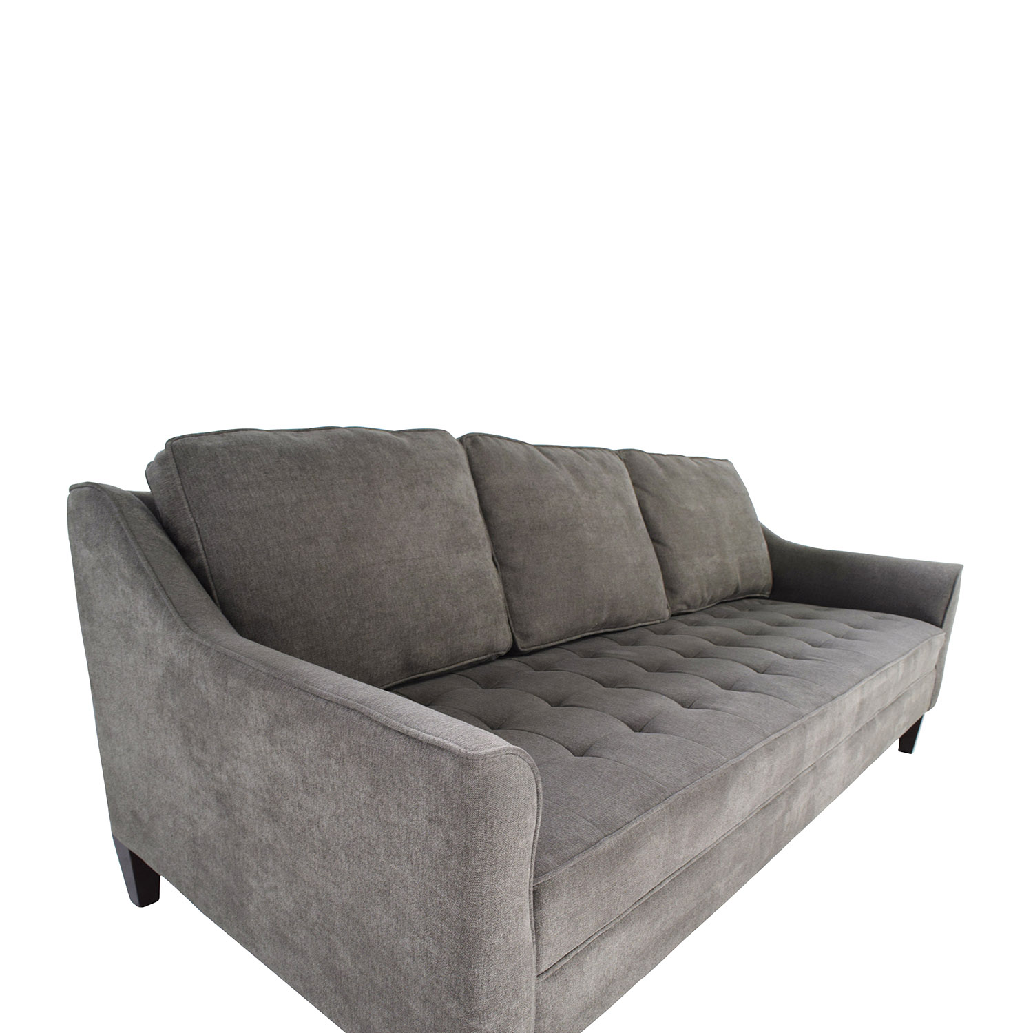 haverty sofa pale pink 51 off 39s parker in grey sofas