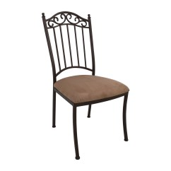 Iron Chair Price Camping With Shade Canopy 72 Off Wrought Round Glass Table And Chairs Tables