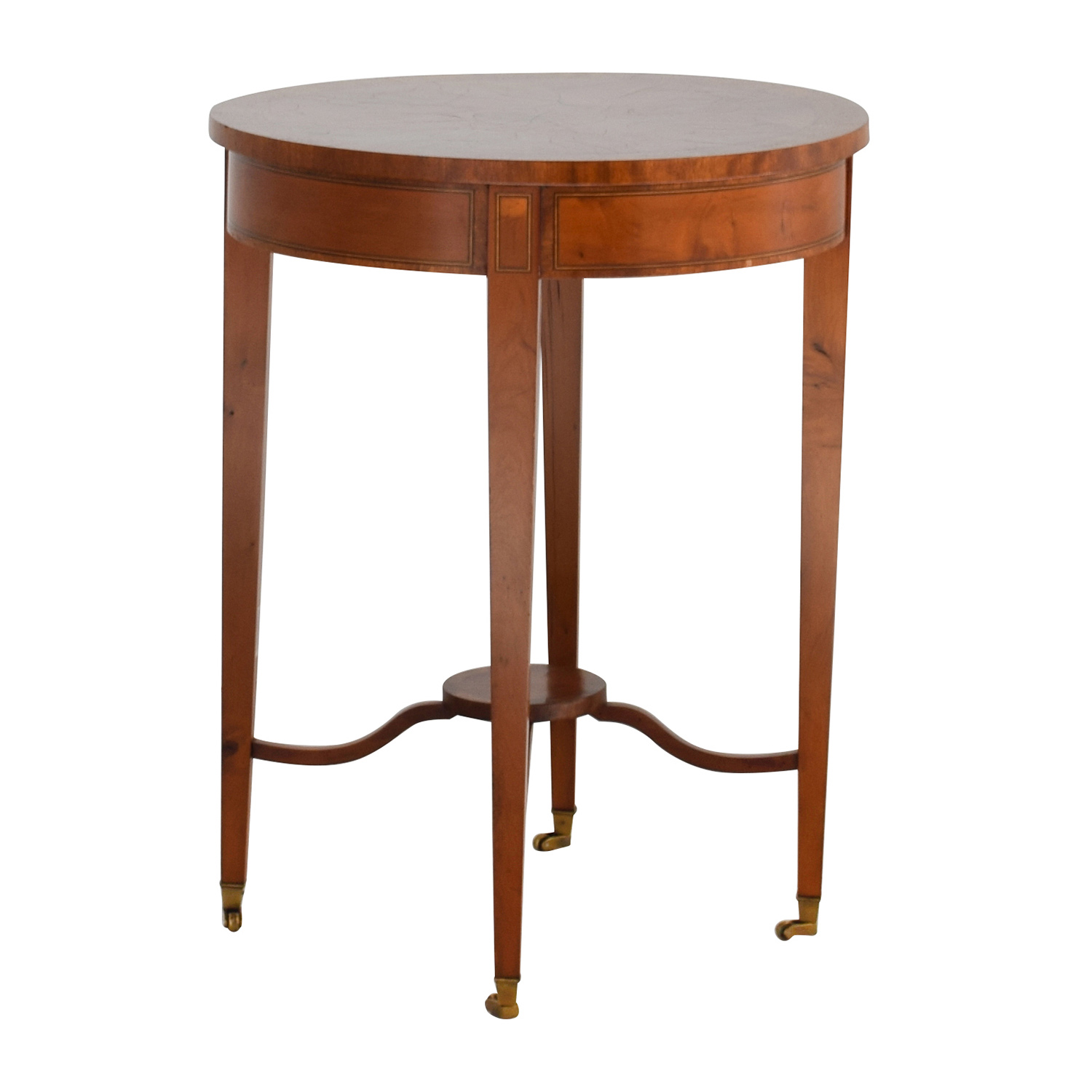 safavieh dining chairs dorm lounge chair 90% off - antiques inlaid wood antique side table / tables