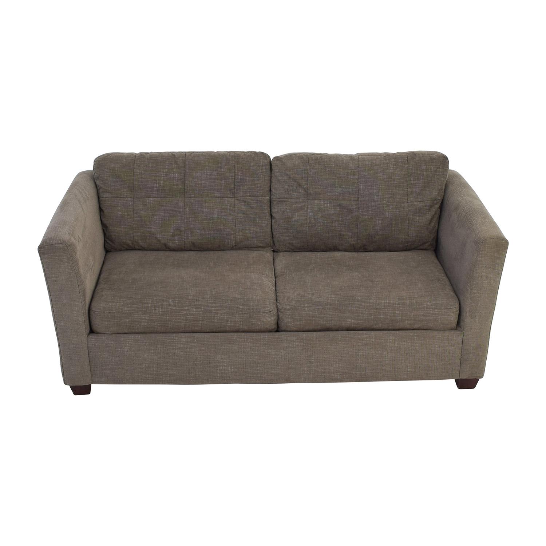 buy sleeper sofa sfandm 58 off bauhaus grey queen sofas
