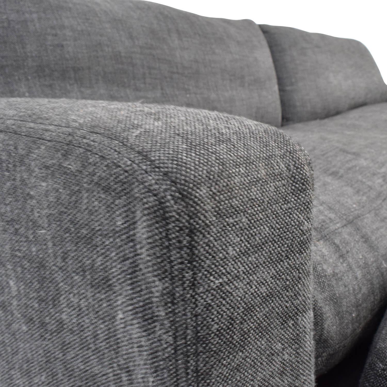 feather filled sofas second hand craigslist houston 73 off restoration hardware