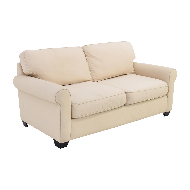 dwr sleeper sofa natuzzi lia twilight