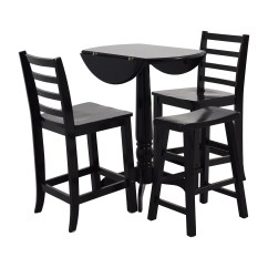 Chair Bench Table Stool Wedding Chairs Hire Hertfordshire 59 Off Counter Black Round With And
