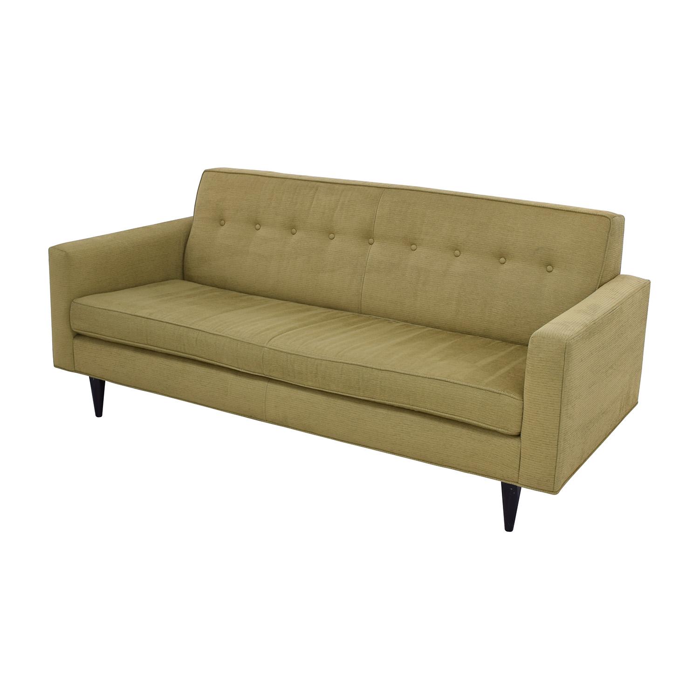 dwr sleeper sofa in target design within reach