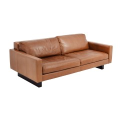 Room And Board Sofas Sectionals Reupholster Old 66 Off 79 Quot Hess Leather Sofa