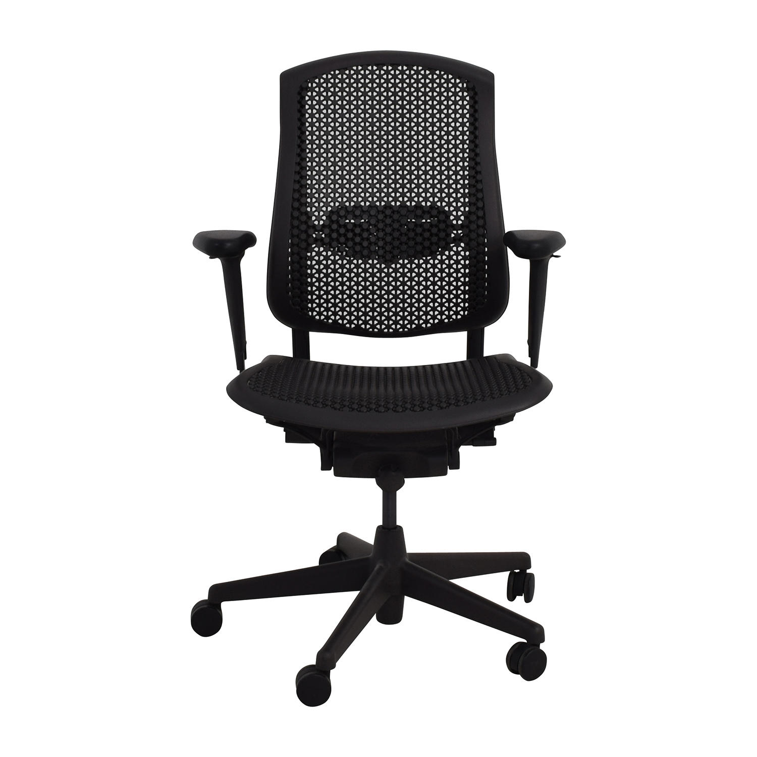 desk chair herman miller wheel replacement 52 off biomorph ergonomic black nj