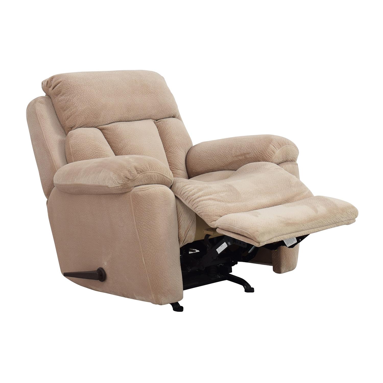 www recliner chairs rattan chair 73 off jennifer furniture beige