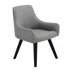 2 Accent Chairs Inflatable Chair Target 67 Off Cb2 Grey Rounded