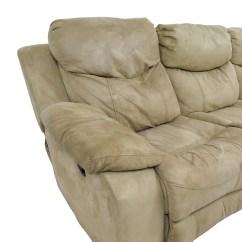 Bobs Furniture Sofa Recliner Sleeper Sectional Under 1000 90 Off Bob 39s Beige Dual