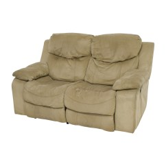 Bobs Furniture Sofa Recliner House Of Stratford Upon Avon 75 Off Bob 39s Grey Dual
