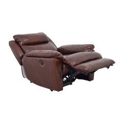 Macy Chairs Recliners Leather Task Chair 61 Off 39s Brown Power Recliner