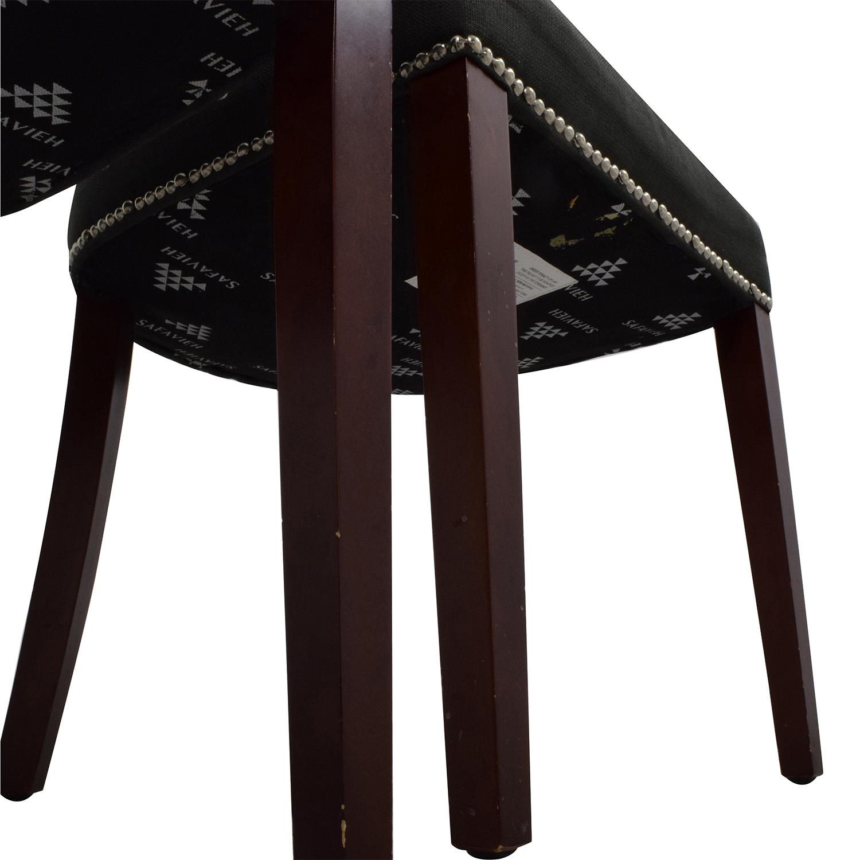safavieh sinclair ring side chair posture kneeling review 90 off en vogue charcoal