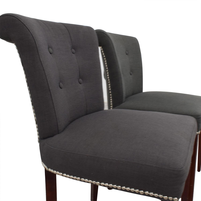 safavieh sinclair ring side chair crazy creek original reviews 90 off en vogue charcoal