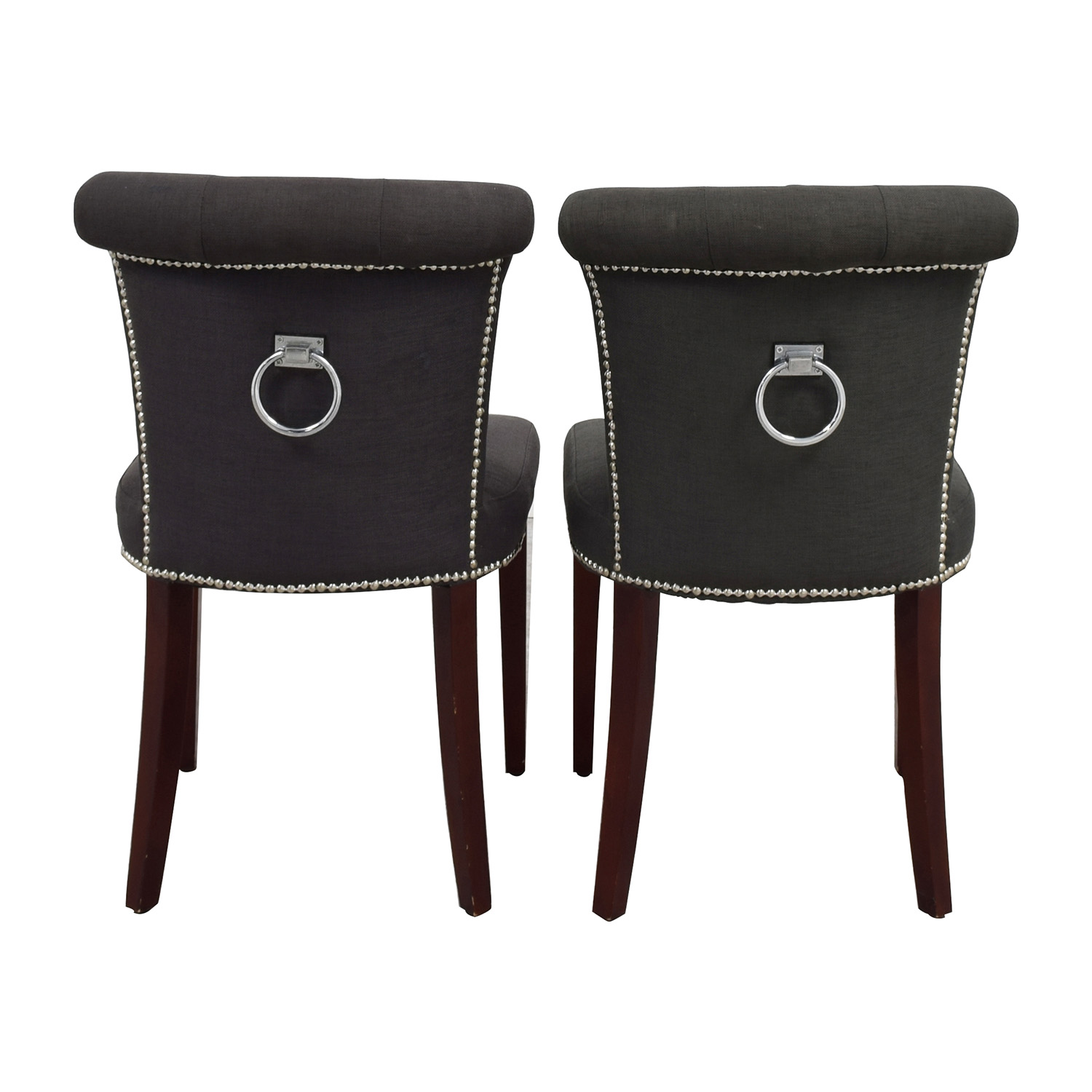 safavieh sinclair ring side chair leather sleeper droughtrelief org