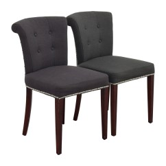 Safavieh Sinclair Ring Side Chair And Ottoman Set 90 Off En Vogue Charcoal