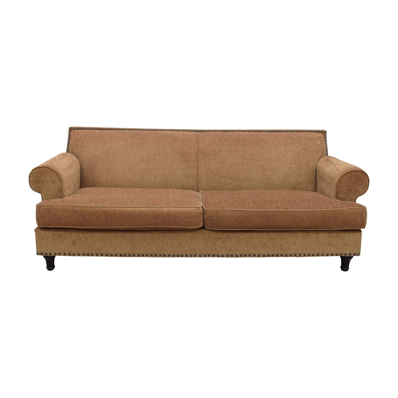 abbie sofa navy sandy corner pier 1 gradschoolfairs