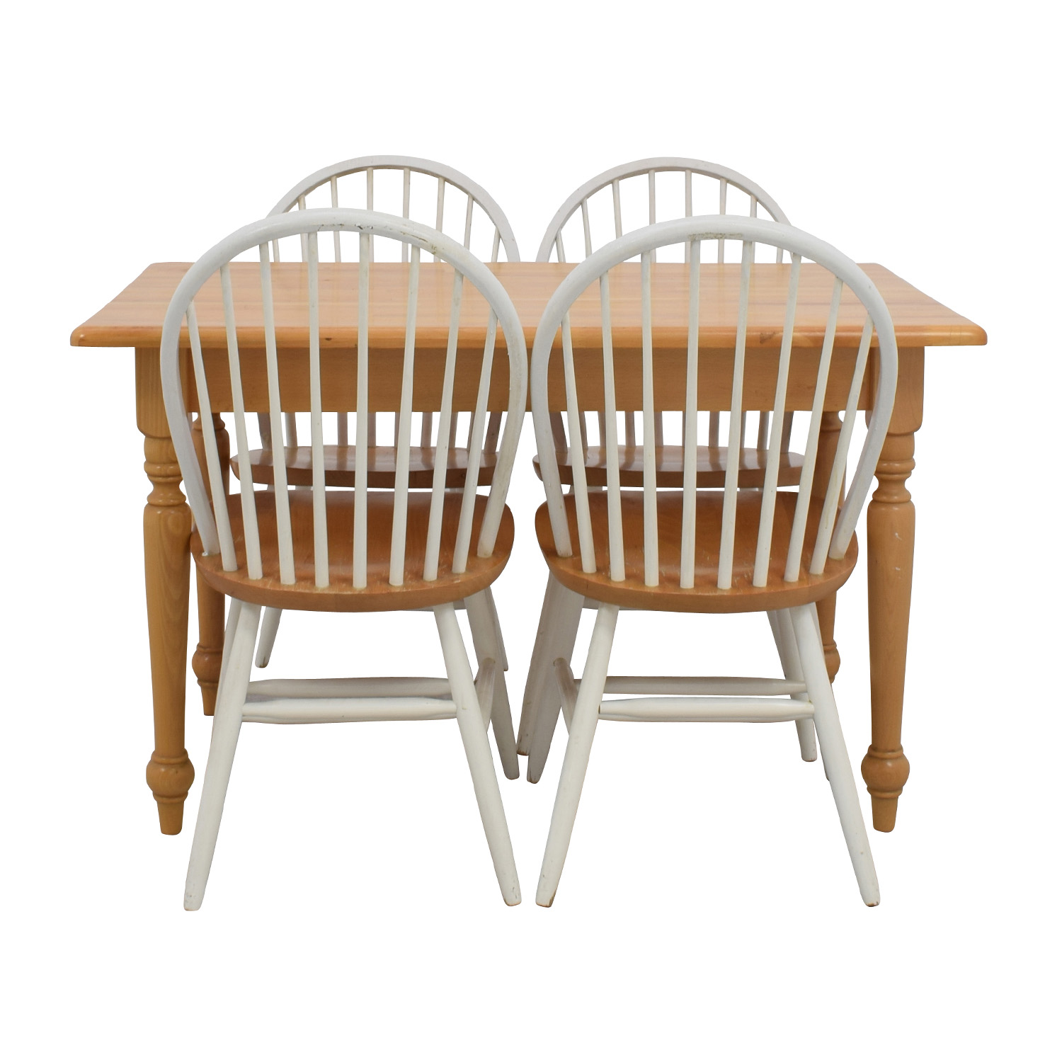 used kitchen table and chairs brown occasional dining sets for sale