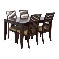 Macys Dining Chairs Outdoor Swivel 45 Off Macy 39s Metropolitan Wood Extendable