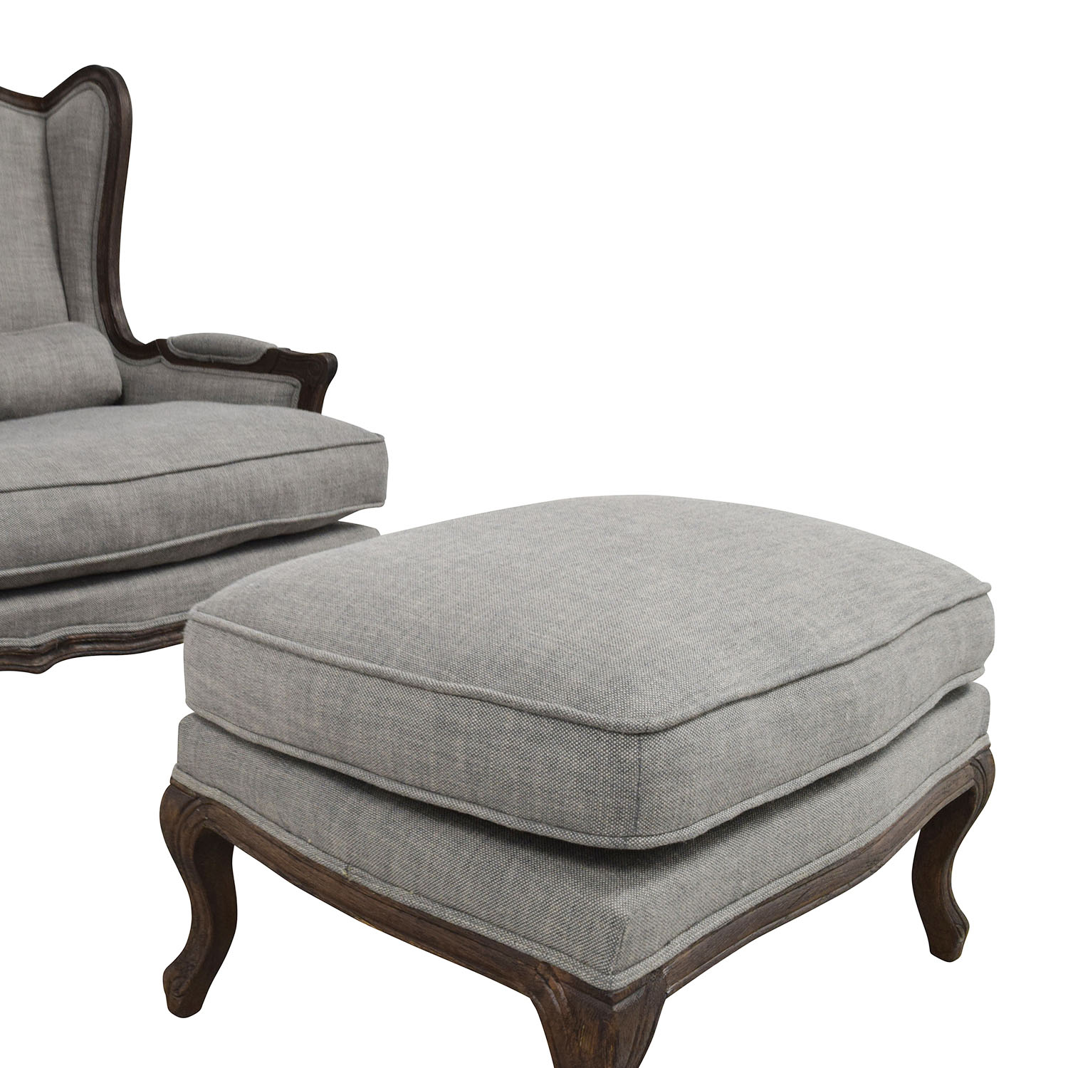 Chair Restoration 71 Off Restoration Hardware Restoration Hardware Grey