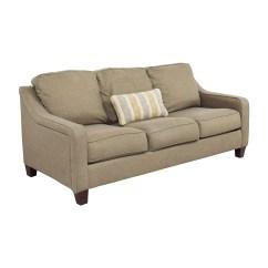 Jennifer Convertible Sofas On Sale Ashley Furniture Darcy Sleeper Sofa 55 Off Brown