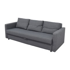 Grey Sofa Table Ikea J Henry 32 Off Friheten Sleeper Sofas