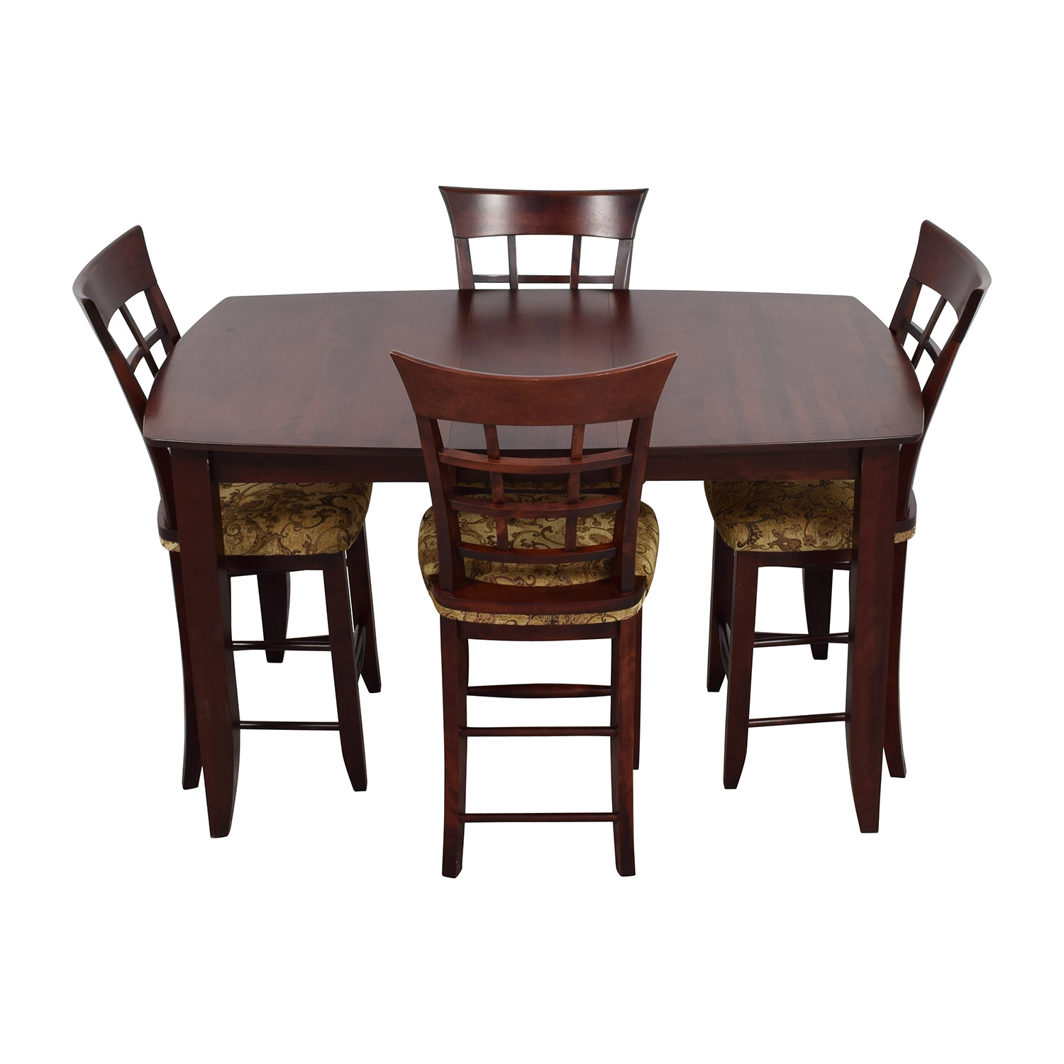 chairs dining table revolving chair in guwahati 48 off high top with four tables