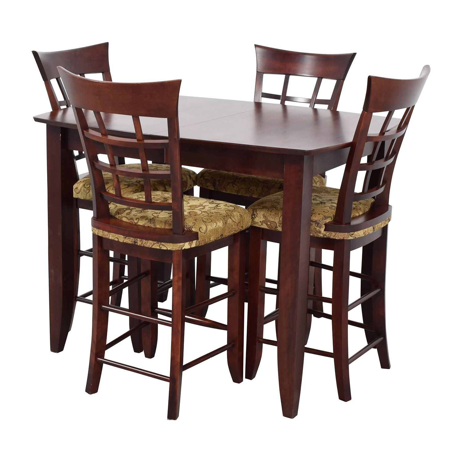 Table Top High Chair High Table Dining Set And Tall Dining Room Tables