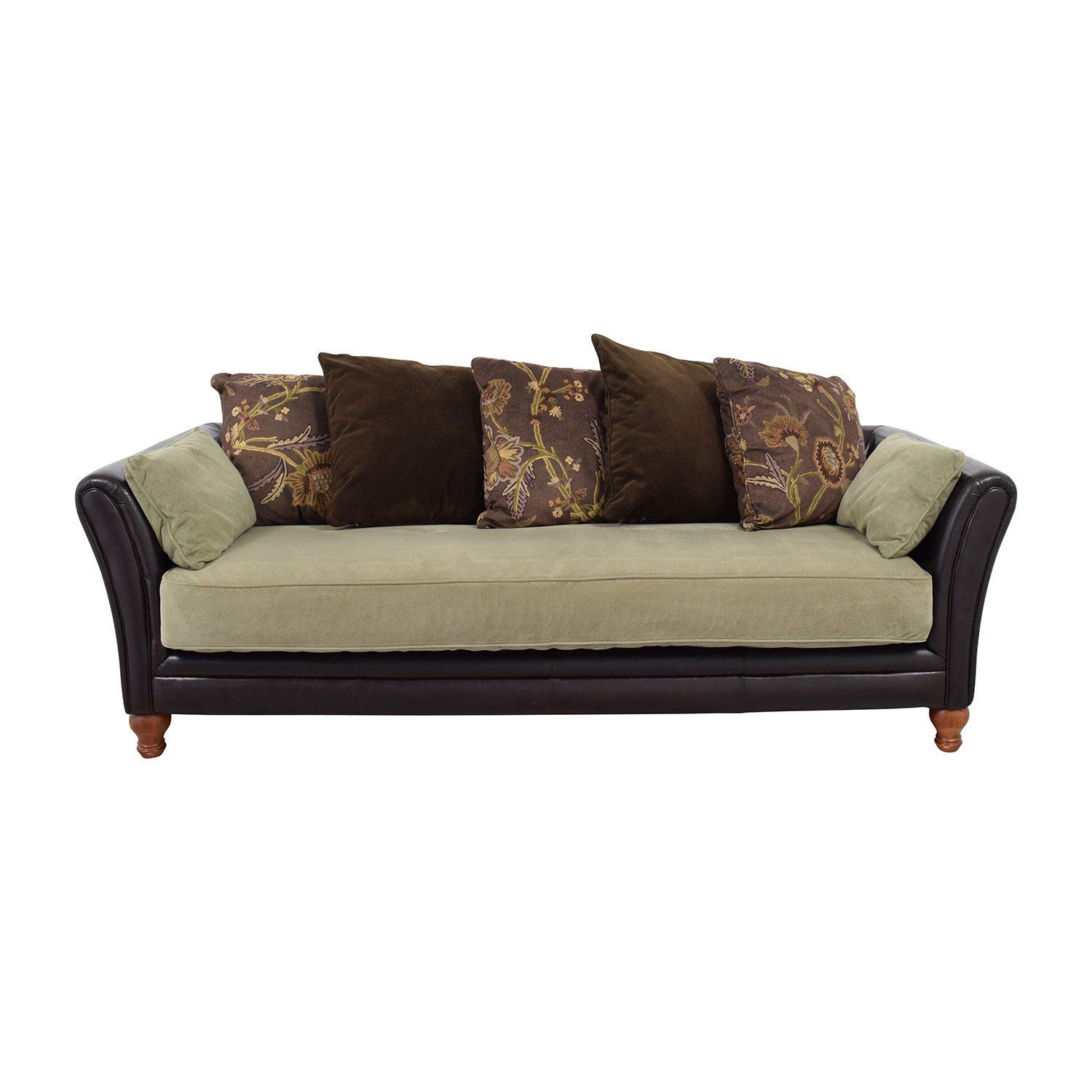 feather filled sofas second hand orange county 79 off restoration hardware