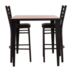 Counter Height Table And Chair Sets Ergonomic Ball Office Shop Chairs Used Furniture On Sale