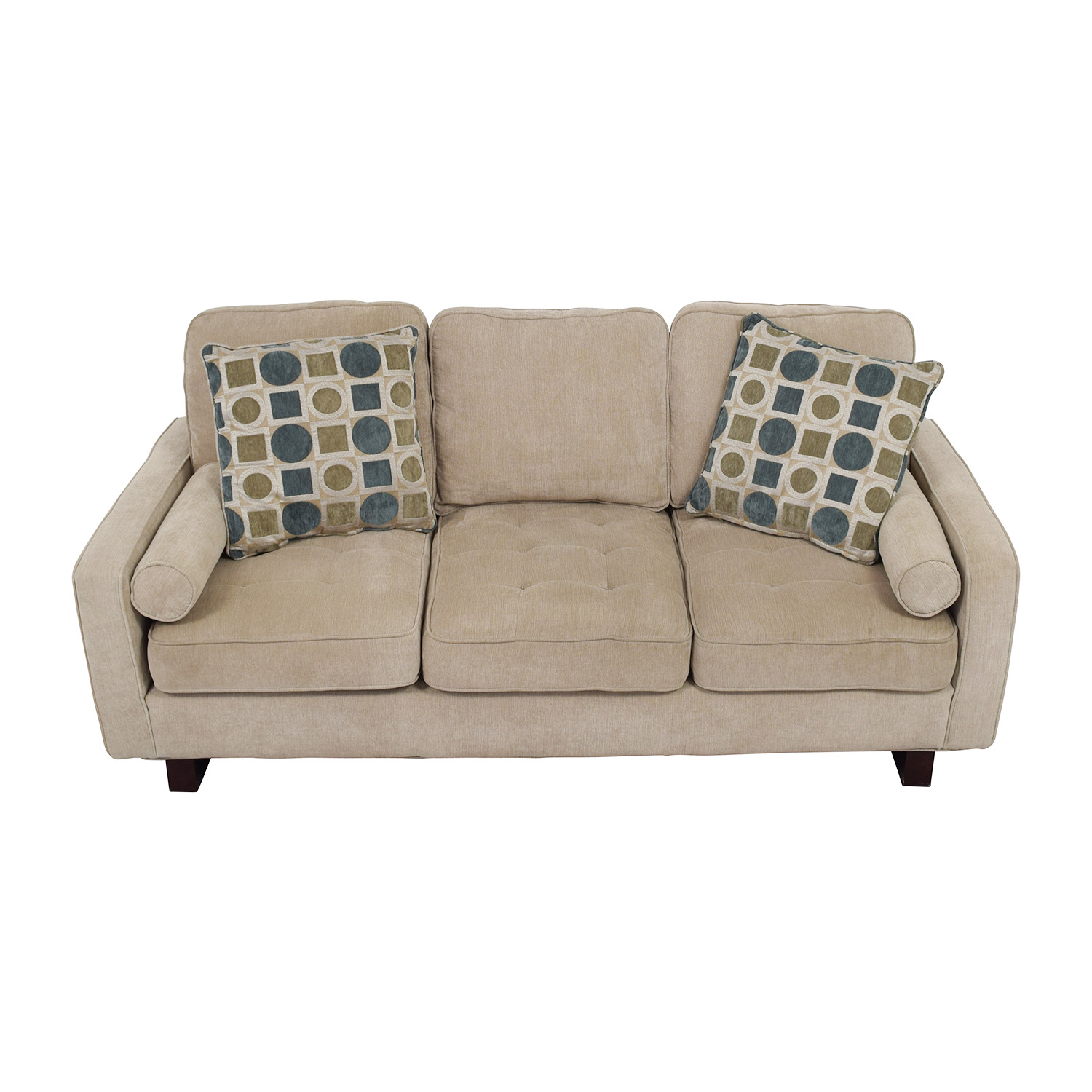 cheap three seater sofa bed 3 53 off bob 39s discount furniture