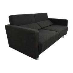 Boconcept Melo Reclining Sofa Bed Retro 67 Off Black Sofas