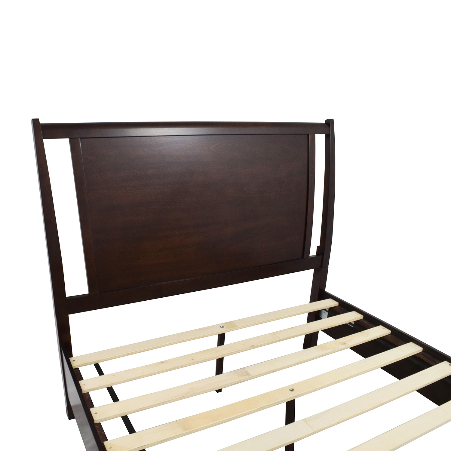 55 OFF Bobs Furniture Bobs Furniture Wooden Queen