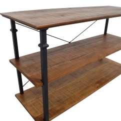 Chair Stand Unit Porch Chairs 47 Off Wayfair Rustic Wood And Metal Bookcase