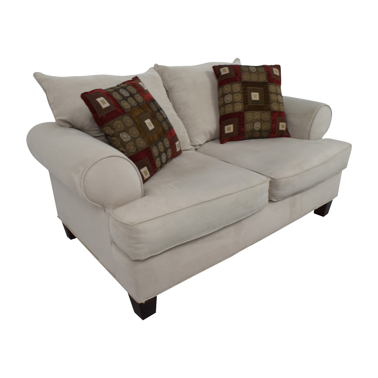 cheap cream sofa doctor boston 67 off bob 39s discount furniture