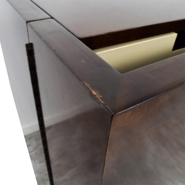 81 - Calvin Klein Eight-drawer Armoire