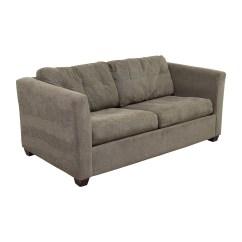 Grey Microfiber Sleeper Sofa Memory Foam Mattress Queen Bauhaus Sectional Awesome Collection Of