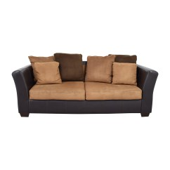 Brown Accent Pillows Sofa Decorative Throw For Ashley Furniture Leather Sectionals