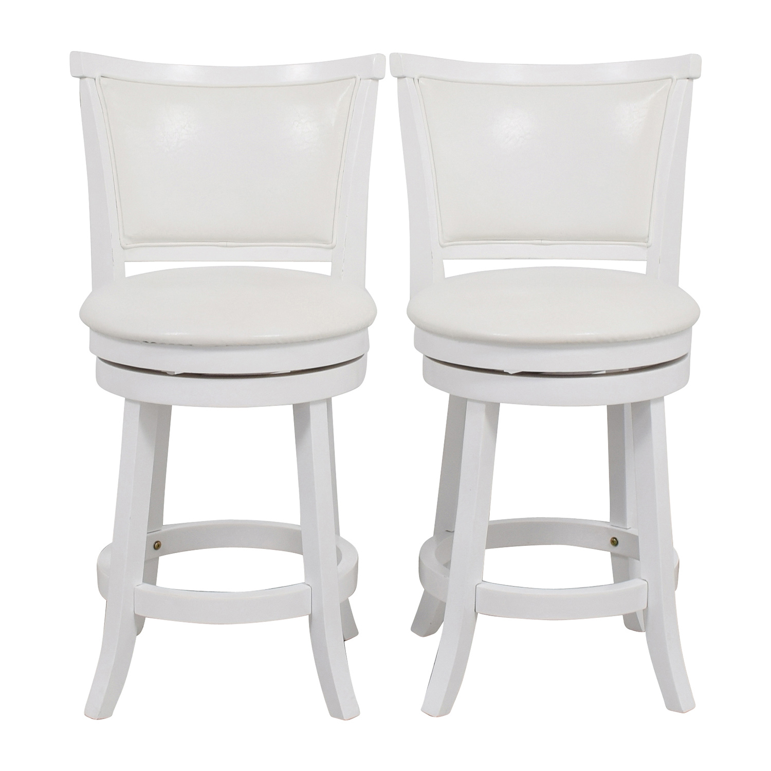 White Counter Height Chairs Stools Used Stools For Sale
