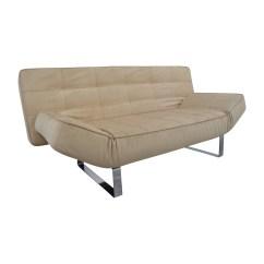 Beige Sleeper Sofa Baker Furniture Table 63 Off Boconcept Zen Sofas