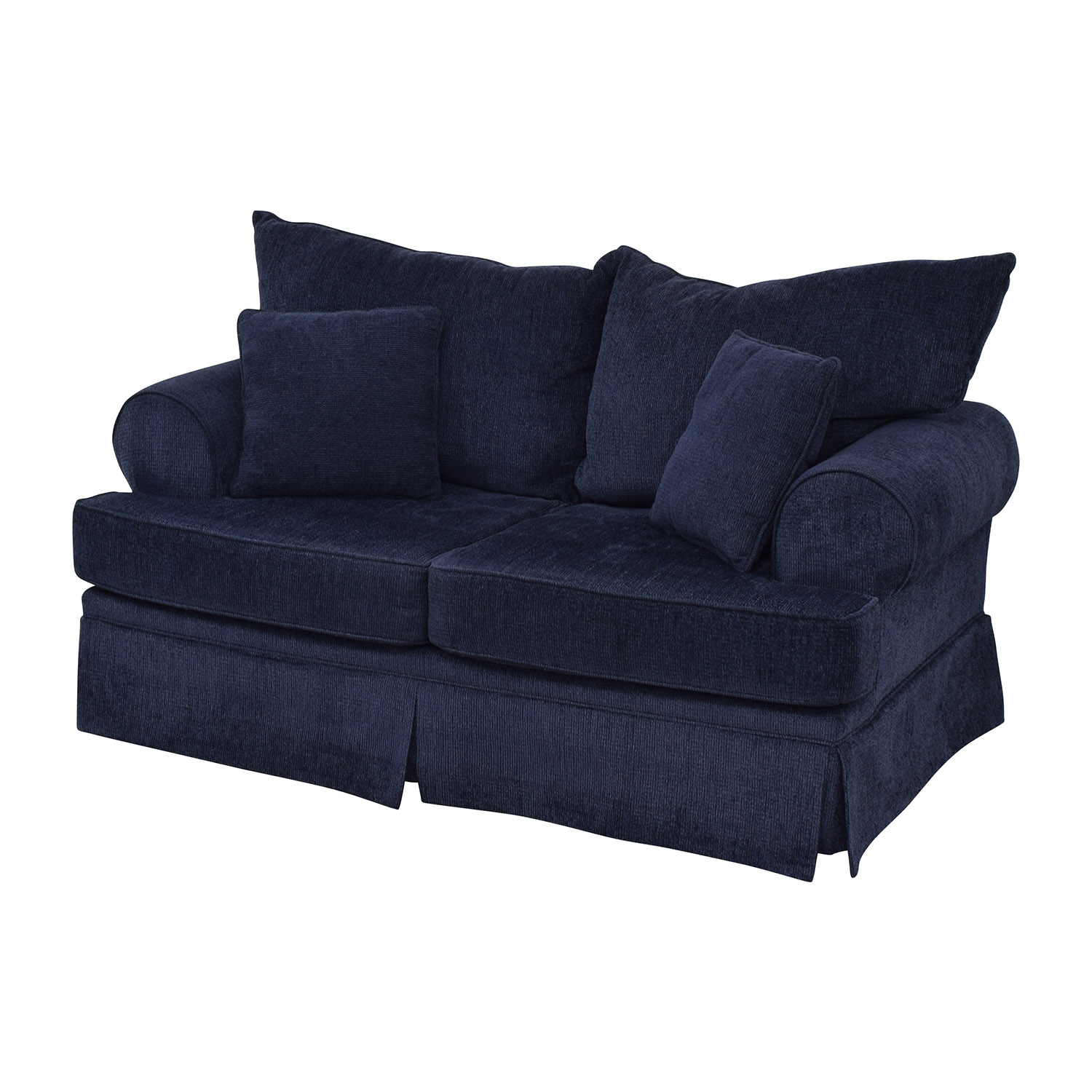 63 OFF Bobs Furniture Bobs Furniture Deep Blue