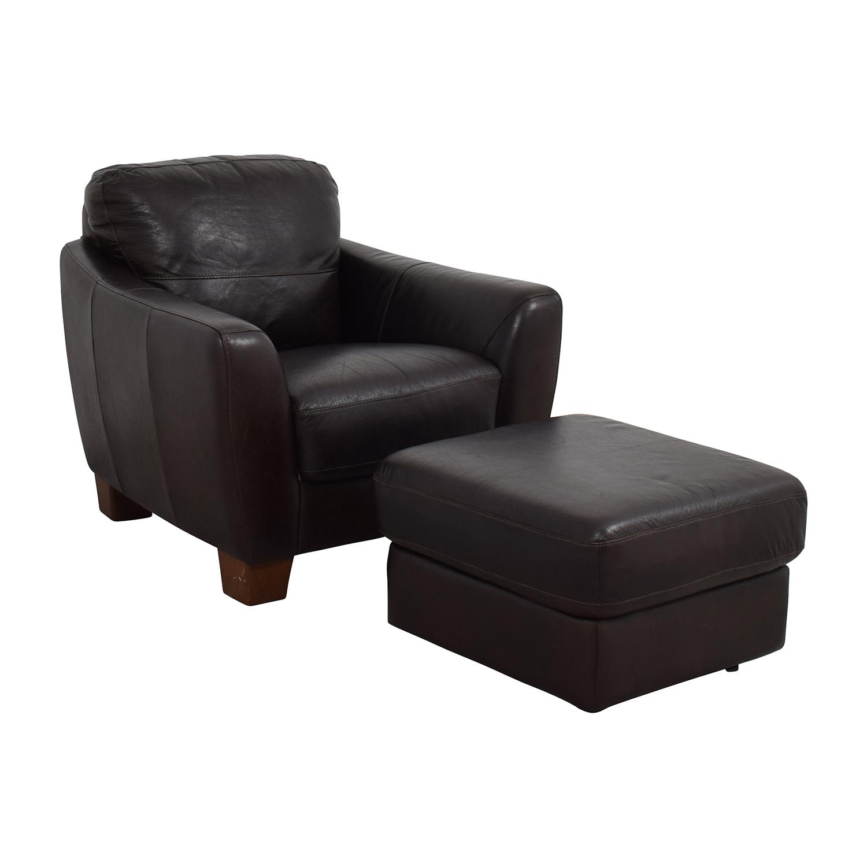 cheap hand chair wooden recliner 64 off sofitalia dark brown leather armchair