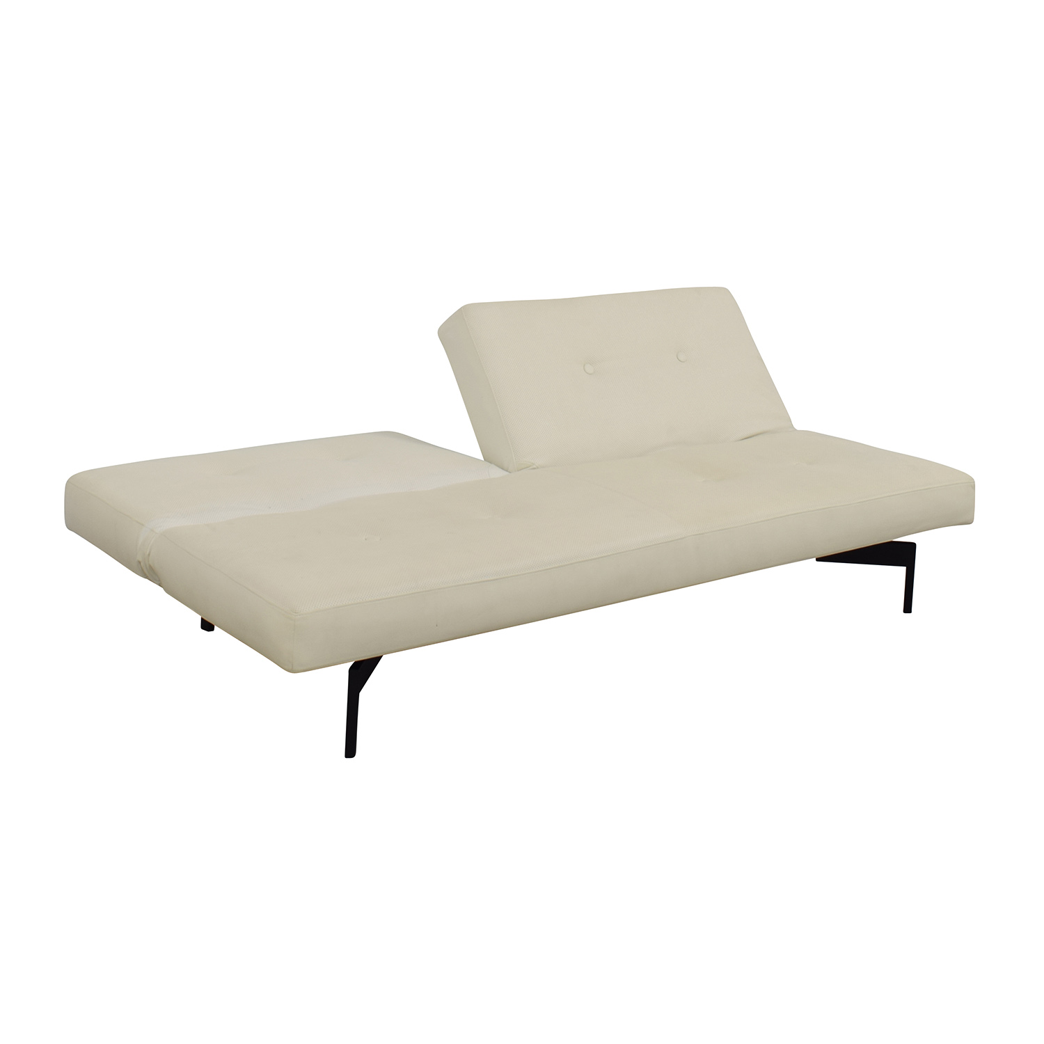 abc sofa bed sofaworks reading opening 85 off carpet and home ivory
