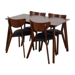 Cheap Table Chairs Pink Desk Chair With Arms 35 Off Wholesale Interiors Brown Dining Set