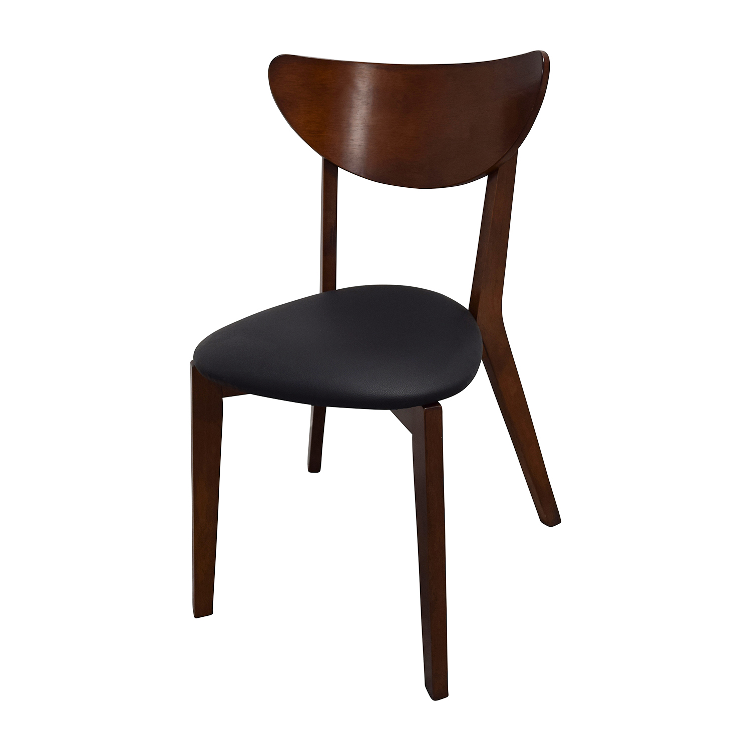 four chair dining set office pillow back support 35 off wholesale interiors brown table with