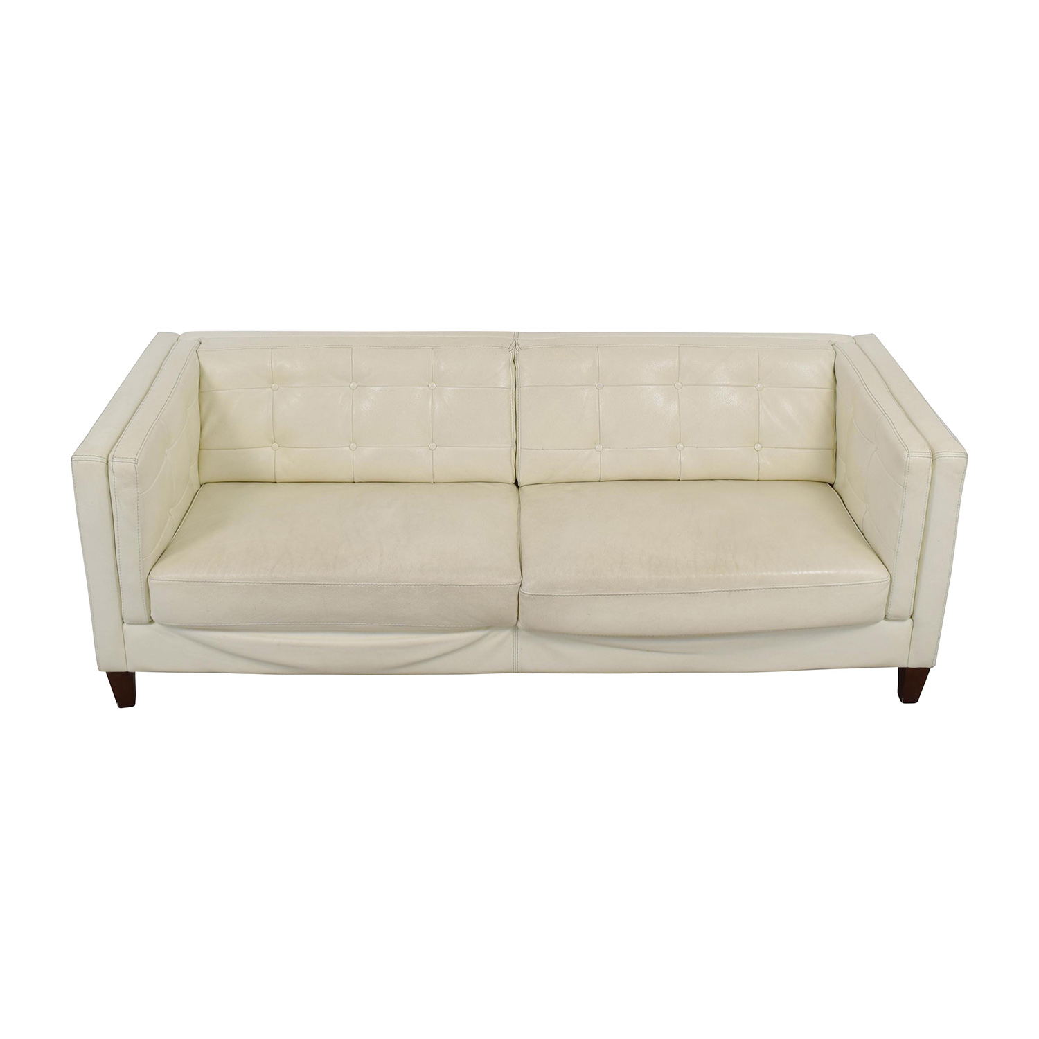 tufted sofas on sale slouch couch sofa bed used for
