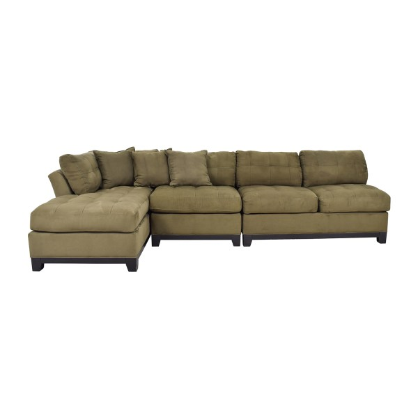 Cindy Crawford Home 3 Piece Sectional Year Of Clean Water