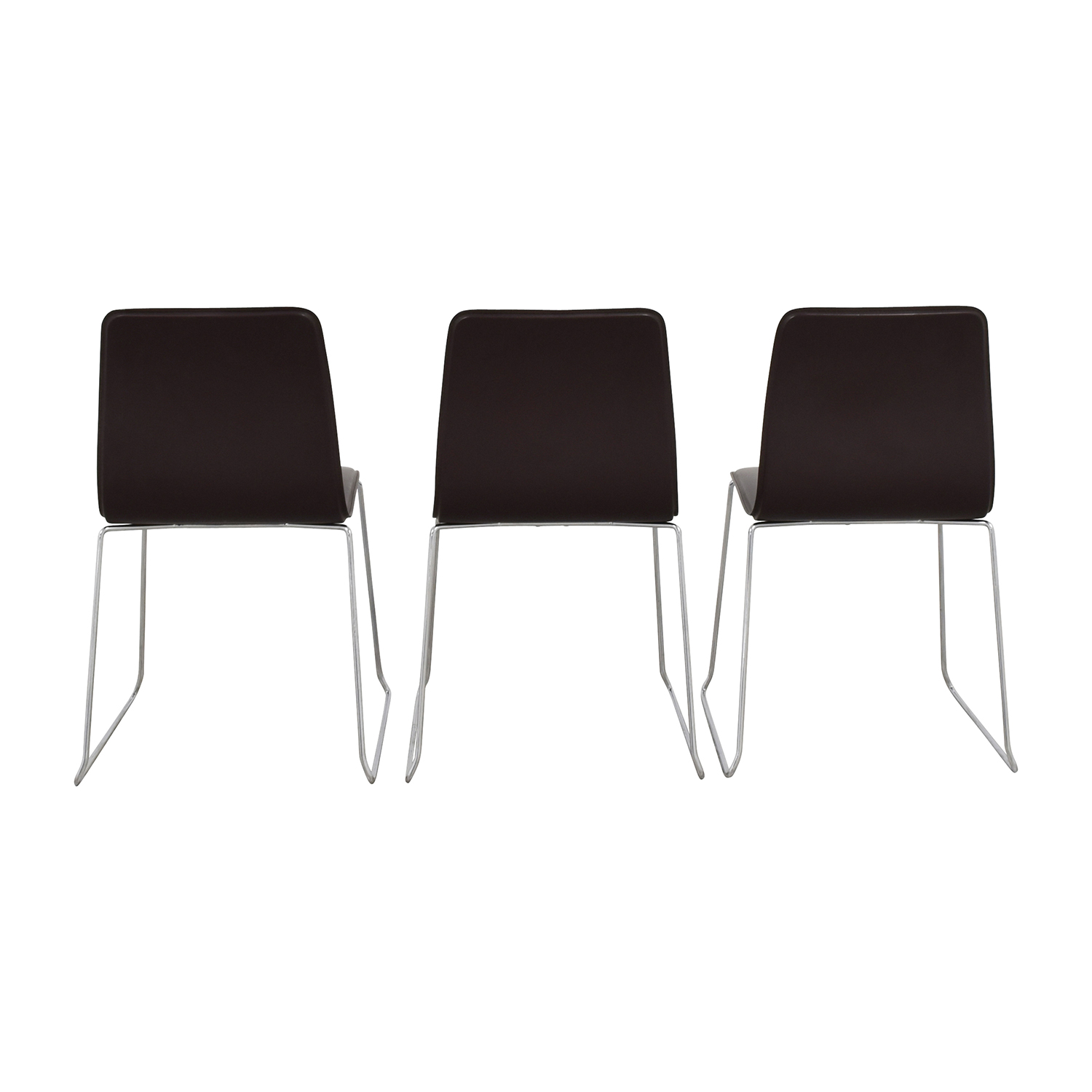 used restaurant chairs for sale white parsons chair