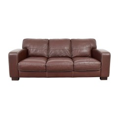Bobs Furniture Sofa Recliner Catnapper Triple Reclining Leather Kennedy Bob S